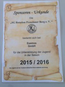 Sponsoring Prenzlauer Berg