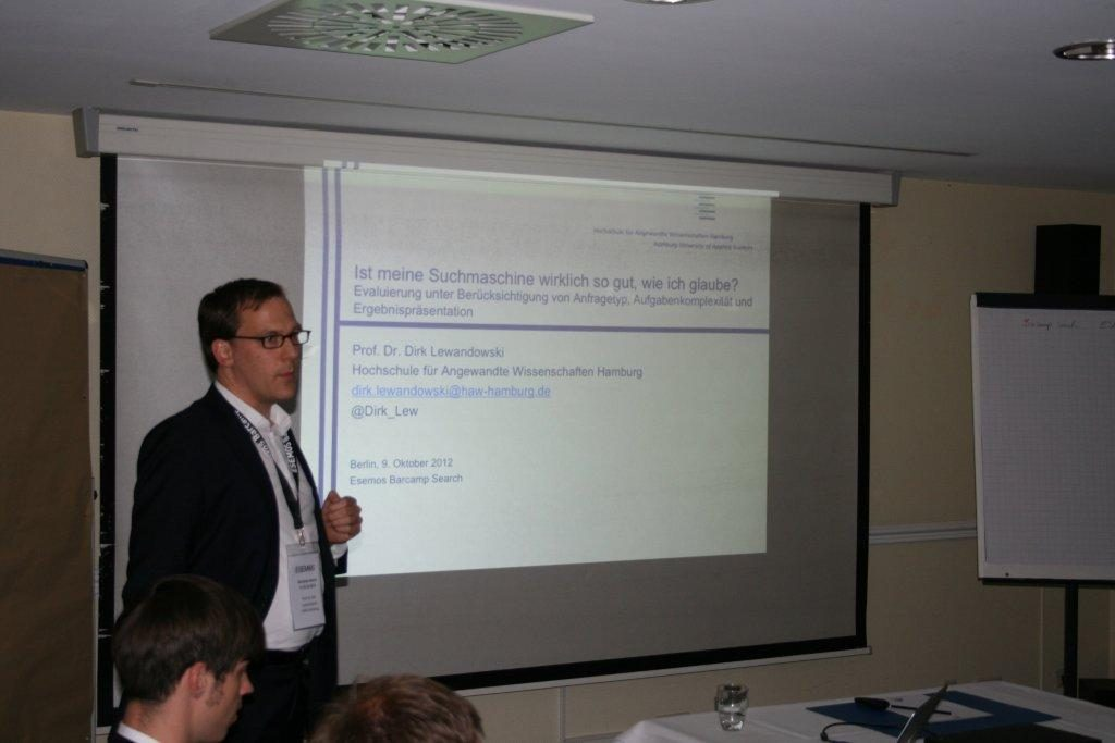 Panelbeitrag Prof. Dirk Lewandowski